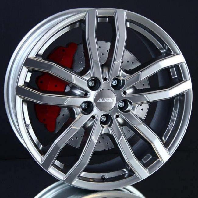 ALUTEC DRIVEX METAL GREY 8,5X19