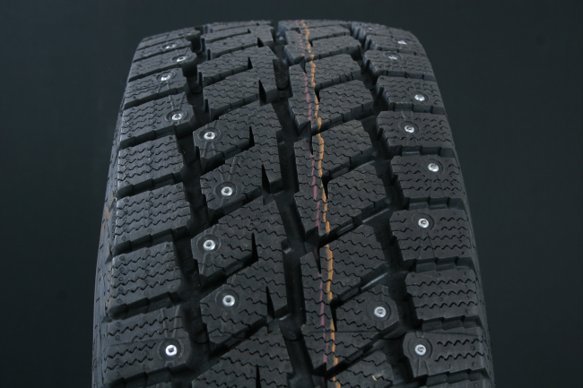 195/75R16 CONTINENTAL VANCO ICE CONTACT C-Däck DUBB