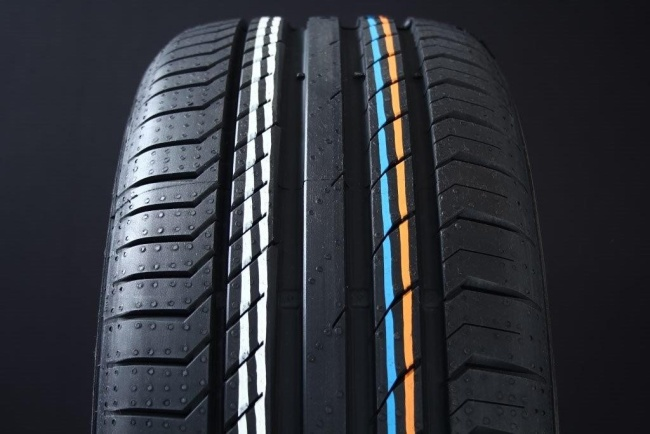 285/40R22 CONTINENTAL SPORT CONTACT 5